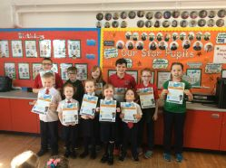Mathletics Winners
