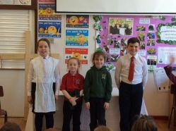 Our Star Pupils this week